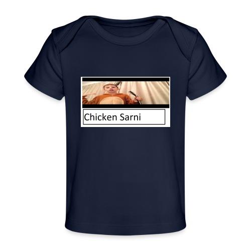 chicken sarni - Organic Baby T-Shirt