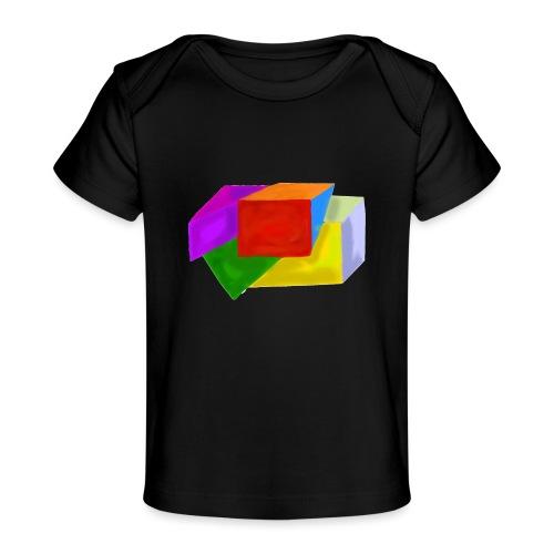 boxes - Organic Baby T-Shirt