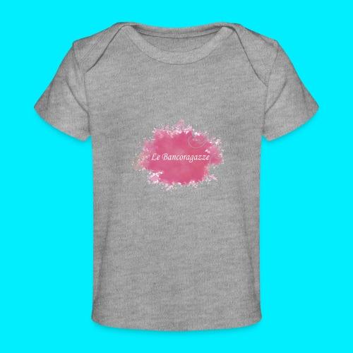 Bancoragazze - Maglietta ecologica per neonato