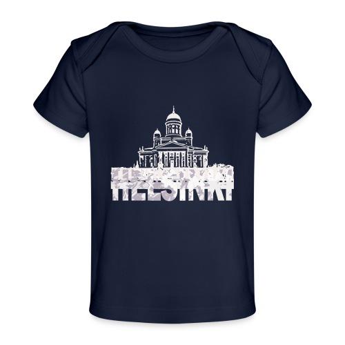 Helsinki Cathedral - Organic Baby T-Shirt