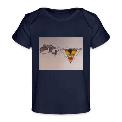 Animaux rigolos pour des accessoires bébé bio - T-shirt bio Bébé
