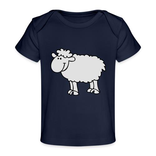 Schaf2 - Baby Bio-T-Shirt