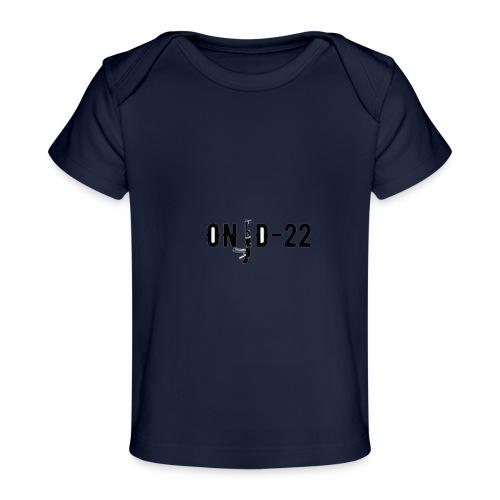 ONID-22 PICCOLO - Maglietta ecologica per neonato