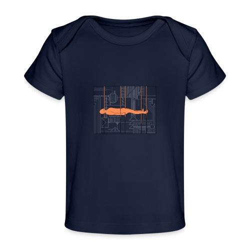 DIAGRAMME - T-shirt bio Bébé