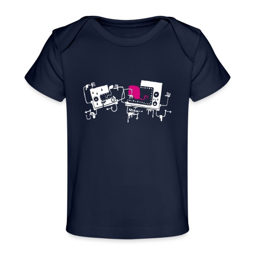 Dos Numbos by manito - T-shirt bio Bébé