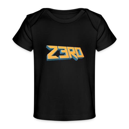 The Z3R0 Shirt - Organic Baby T-Shirt