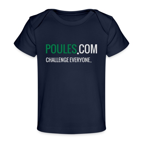 Challenge Everyone - Baby bio-T-shirt