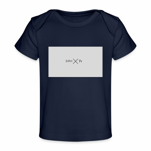 john tv - Organic Baby T-Shirt