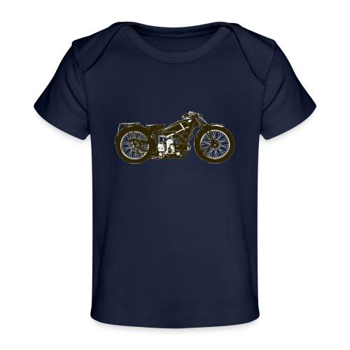Classic Cafe Racer - Organic Baby T-Shirt