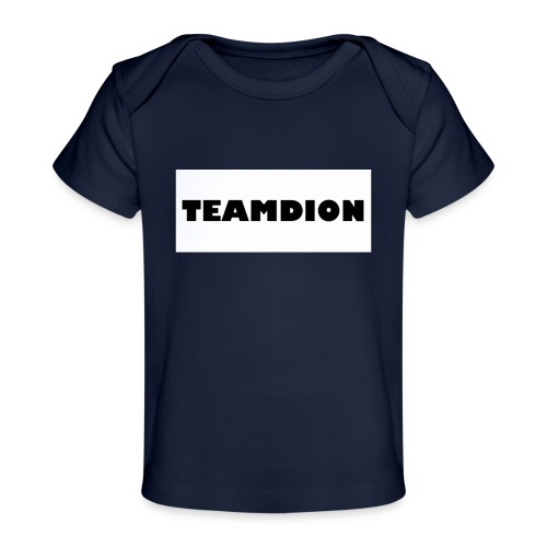 25258A83 2ACA 487A AC42 1946E7CDE8D2 - Organic Baby T-Shirt