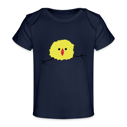 Silly Running Chic - Baby bio-T-shirt