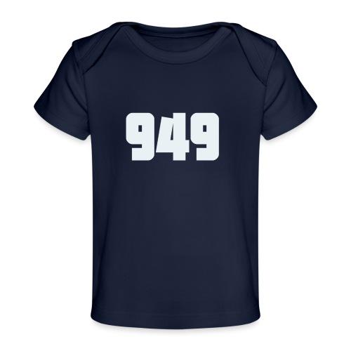 949withe - Baby Bio-T-Shirt