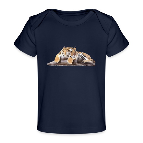 Tiger - Organic Baby T-Shirt