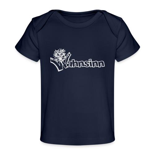 Wahnsinn Logo - Baby bio-T-shirt