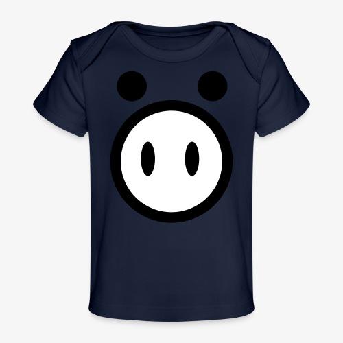 pig - Ekologiczna koszulka dla niemowląt