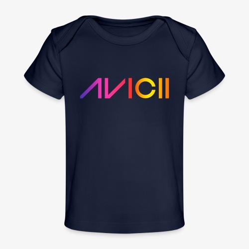 Color logo - Ekologisk T-shirt baby