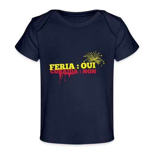 feria - T-shirt bio Bébé