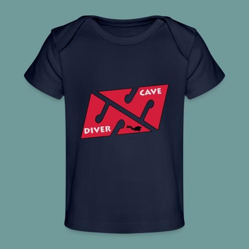 cave_diver_01 - T-shirt bio Bébé