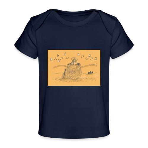 201412 affiche Spreadshirt 14 - T-shirt bio Bébé
