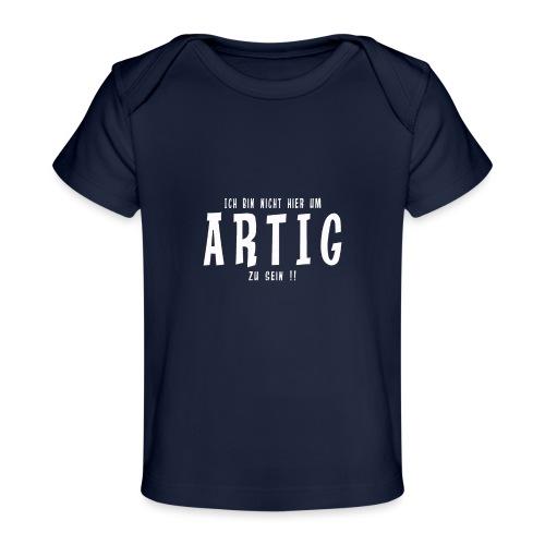 Artig - Baby Bio-T-Shirt