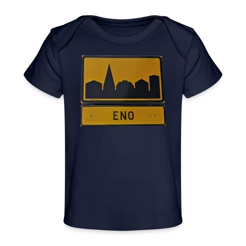 The Eno - Vauvojen luomu-t-paita