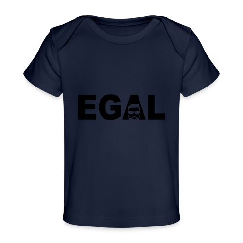 Egal Hipster - Baby Bio-T-Shirt