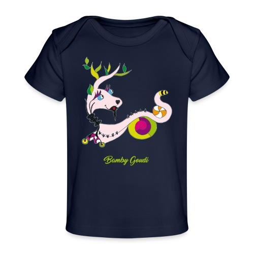 Bamby Goudi - T-shirt bio Bébé