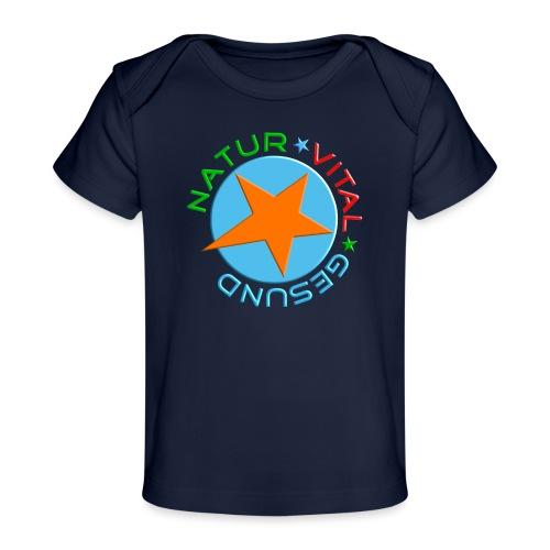 Natur-vital-gesund - Baby Bio-T-Shirt