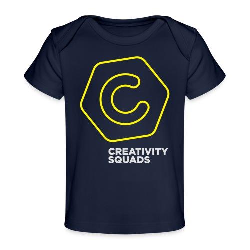 CreativitySquads 002 - Vauvojen luomu-t-paita