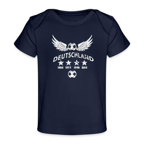 Germany football 2018 - Baby Bio-T-Shirt