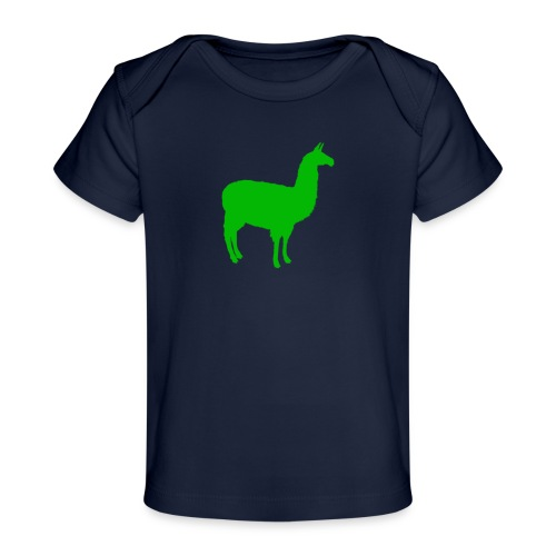 Lama - Baby bio-T-shirt