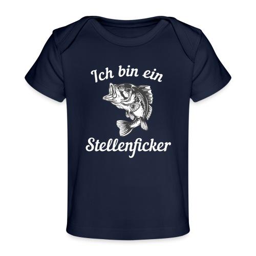 Ich bin ein Stellenficker - Baby Bio-T-Shirt