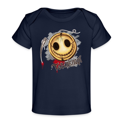 Totenknopf - Baby Bio-T-Shirt