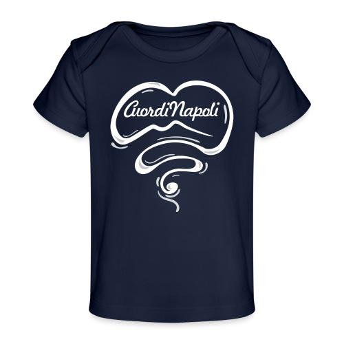 CuordiNapoli New Logo - Maglietta ecologica per neonato