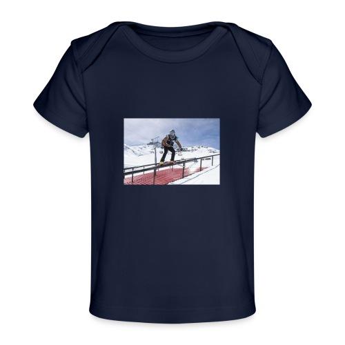 Freeski - Baby Bio-T-Shirt