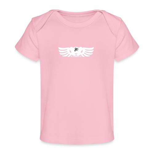 LOGO wit goed png - Baby bio-T-shirt