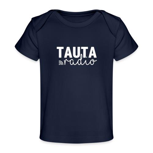 Radio Tauta Logo - Organic Baby T-Shirt