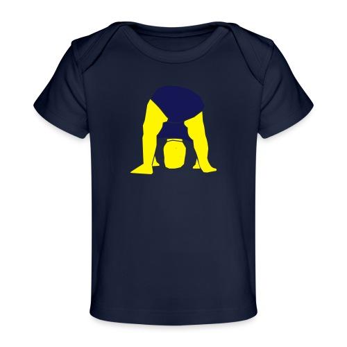 baby cabeca - Organic Baby T-Shirt
