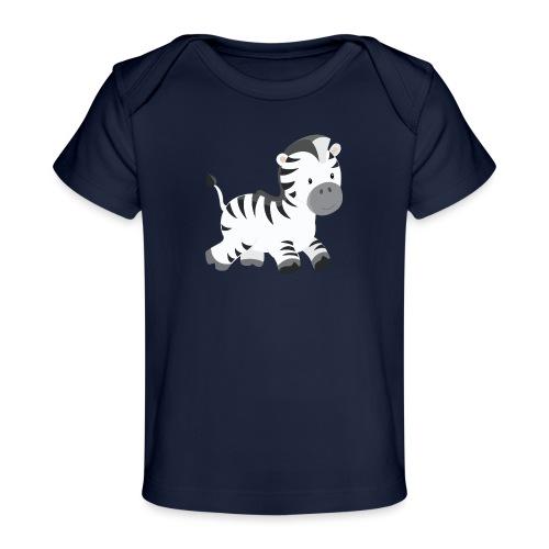 Zebra - Baby Bio-T-Shirt