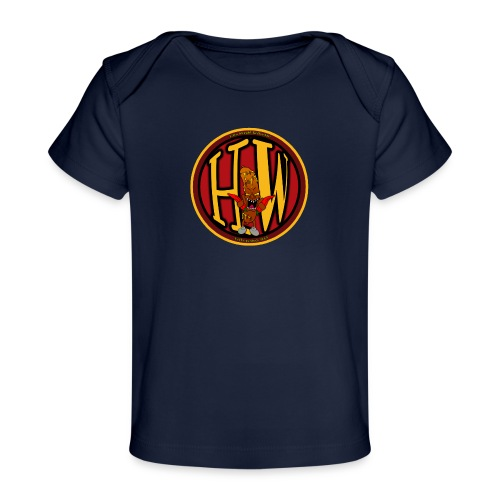 superhw stikker incl worst png - Organic Baby T-Shirt