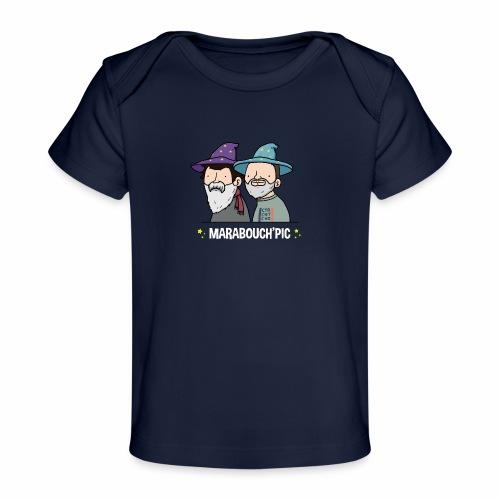 Marabouch'pic - T-shirt bio Bébé