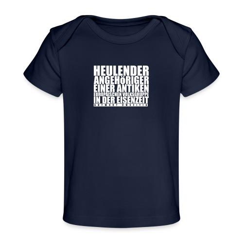 Gefühlskelte_VORNE - Baby Bio-T-Shirt