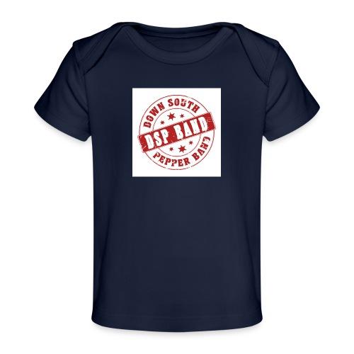 DSP band logo - Organic Baby T-Shirt