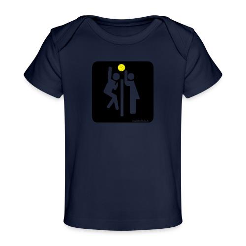 Toilet Volley - Maglietta ecologica per neonato