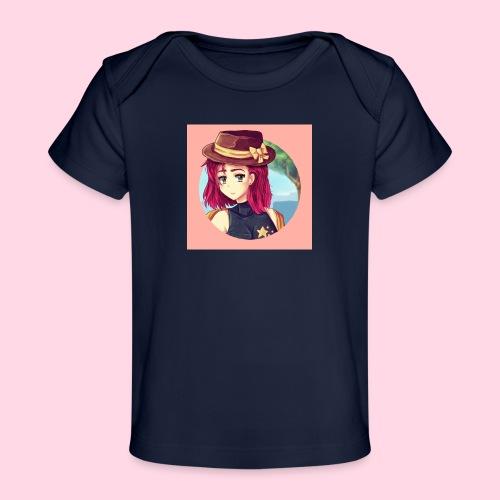 Juliette Badge - T-shirt bio Bébé