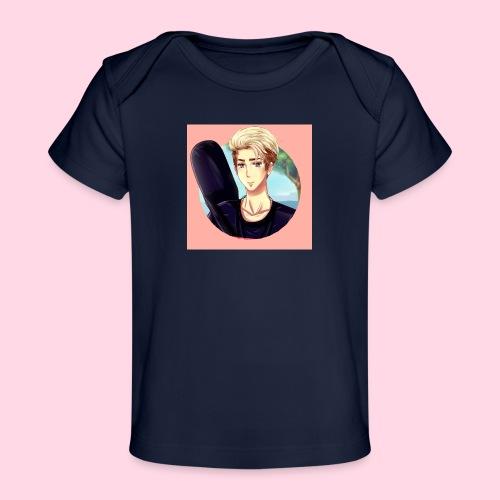Josh Badge - T-shirt bio Bébé