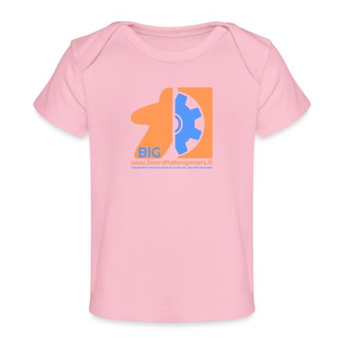 BIG - Maglietta ecologica per neonato