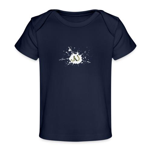 logo2 6 pinkki - Vauvojen luomu-t-paita