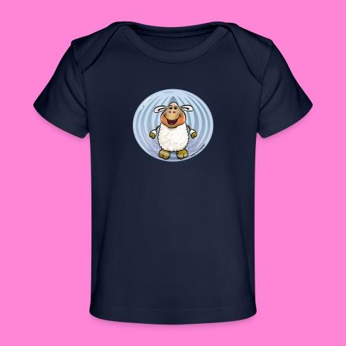 Halloween-sheep - Baby bio-T-shirt