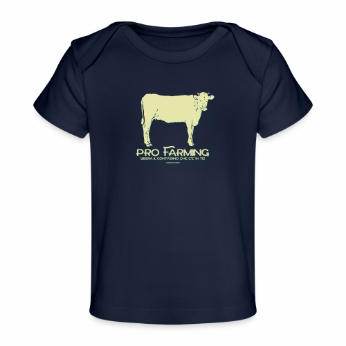 PRO Farming - Maglietta ecologica per neonato